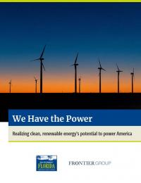 We Have the Power Cover